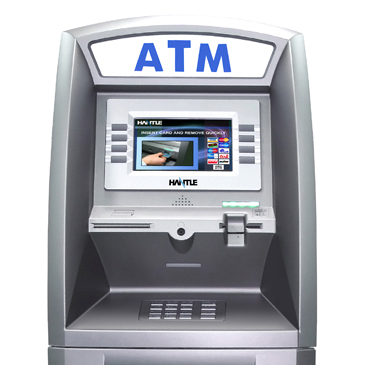atm machine for my business