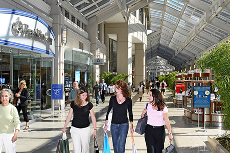 Get an ATM for your shopping mall