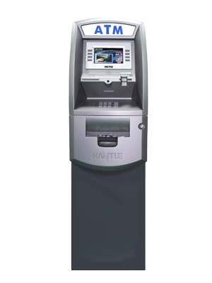 Hantle ATM cash machine in Saskatchewan