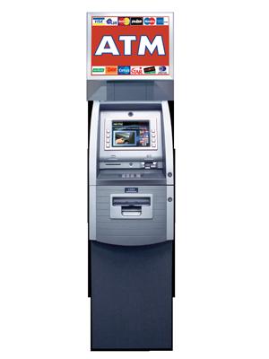 atm automatic teller machine Ottawa, Ontario, Canada